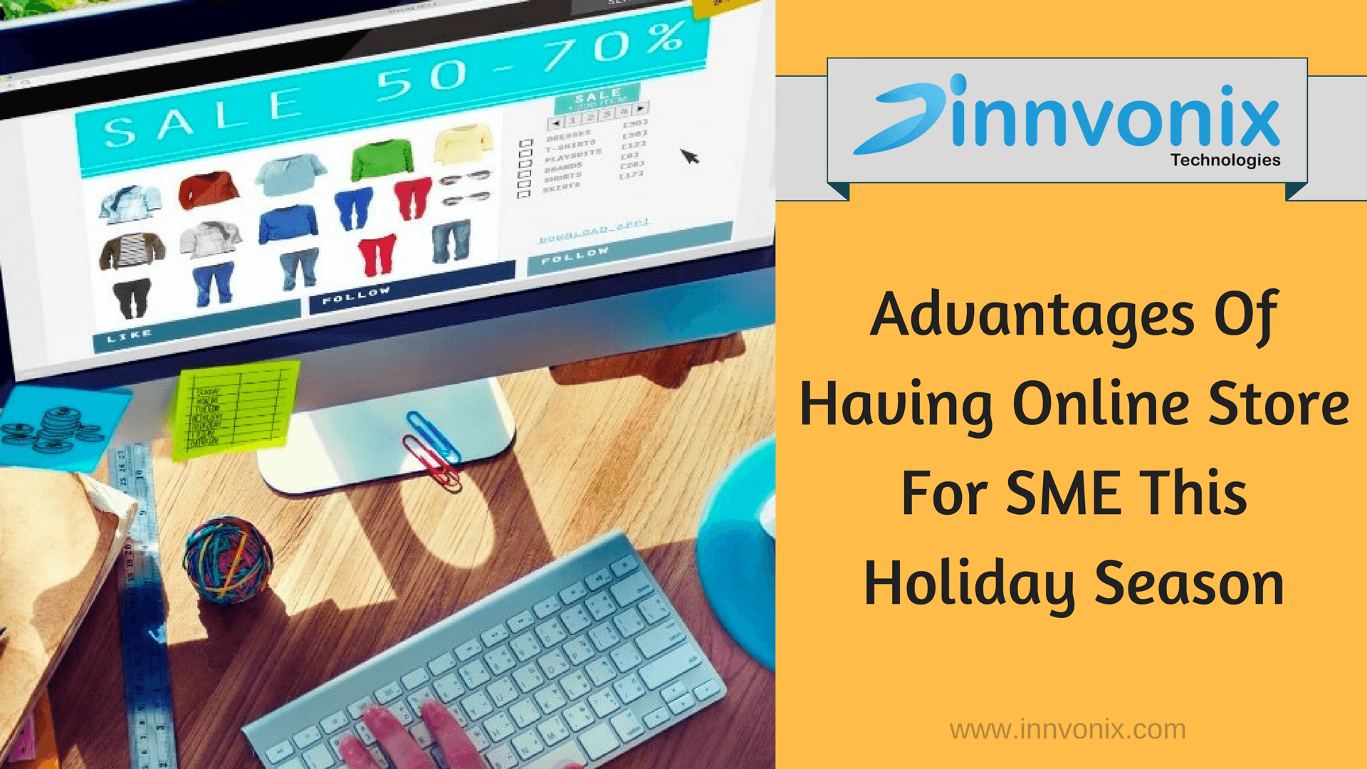 Advantages of having Online Store for SME this Holiday Season