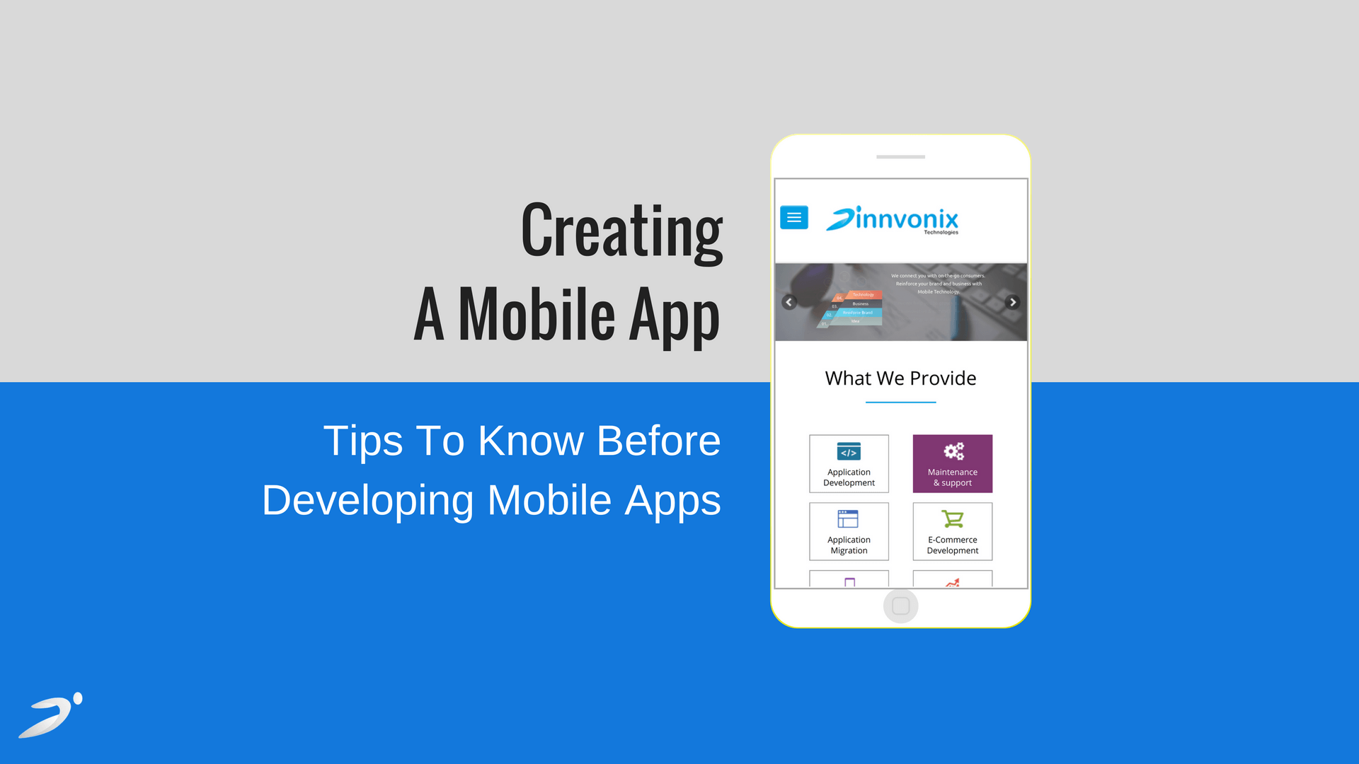 Tips to knew before developing mobile apps